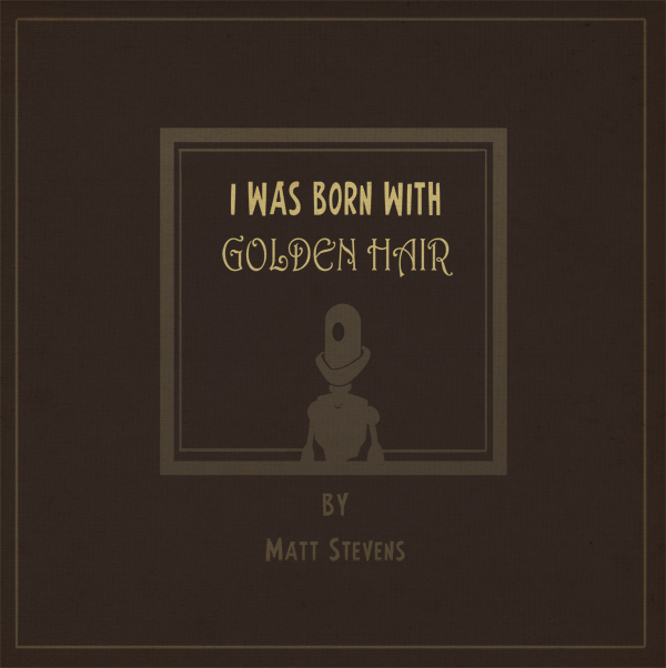 I Was Born With Golden Hair - Cover